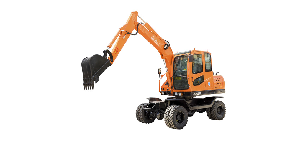 hot sale JingGong small bucket excavator